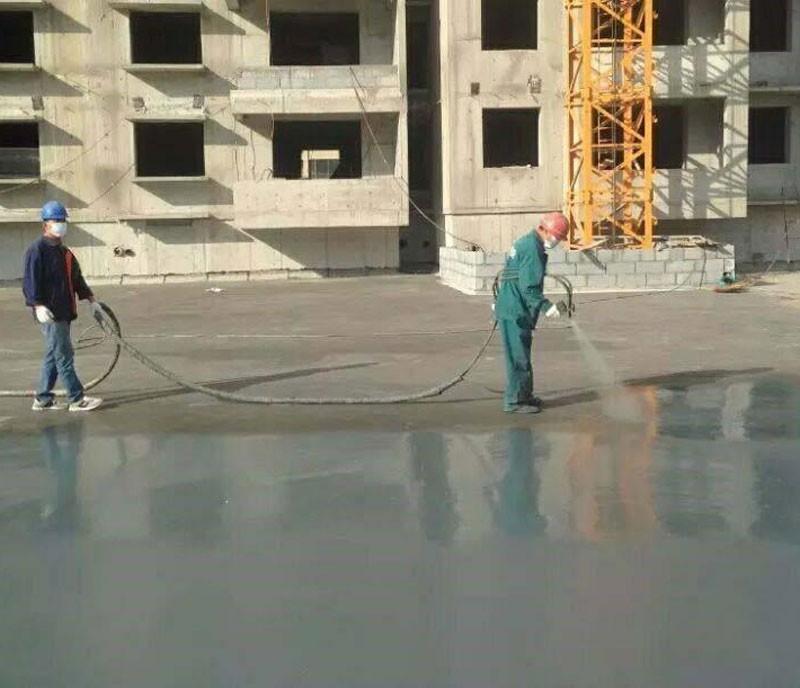单组分聚脲涂料屋顶防水